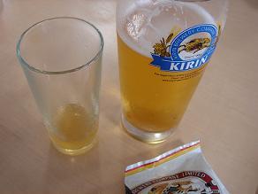 キリンビアパーク神戸 ビール工場見学