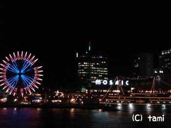 神戸遊び場 イルミネーション モザイク