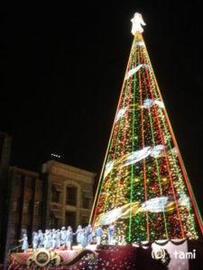 ユニバーサルスタジオジャパン USJ テーマパーク クリスマス