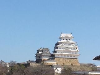 姫路城 世界遺産 白鷺城 名城