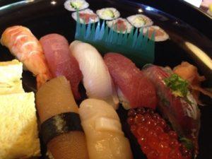 伊豆旅行 寿司
