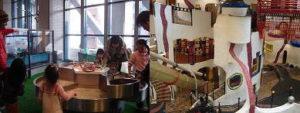キッズプラザ大阪 体験施設 屋内遊び場 雨の日遊び場