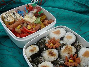 南芦屋浜 ピクニック お弁当