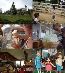 六甲山牧場 牧場 体験施設