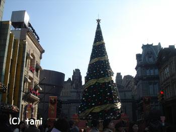ユニバーサルスタジオジャパン ユニバーサル・ワンダー・クリスマス