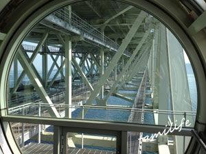 舞子海上プロムナード 明石海峡大橋 見晴らし・眺望