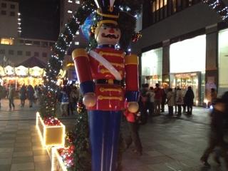 新梅田シティ ドイツクリスマスマーケット