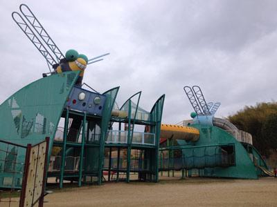 蜻蛉池公園 公園