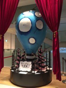 ティム・バートンの世界展 グランフロント大阪