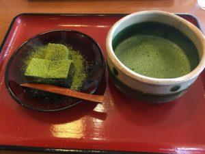 嵐山観光 紅葉名所 渡月橋 茶だんご スイーツ 本わらび餅 嵐山お土産