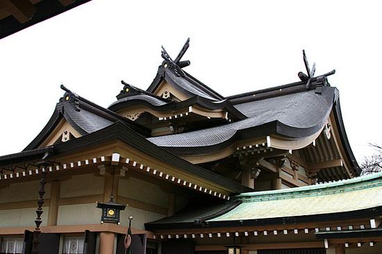 生田神社 初詣 参拝 神社・神宮