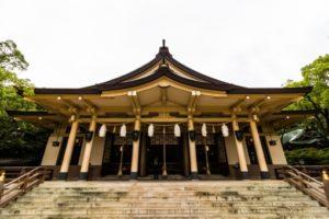 湊川神社 初詣 参拝 神社・神宮