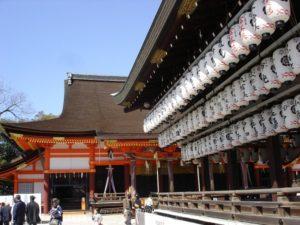八坂神社 初詣 参拝 神社・神宮