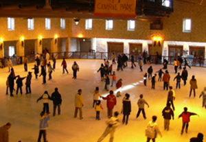 姫路セントラルパーク アイスパーク アイススケート