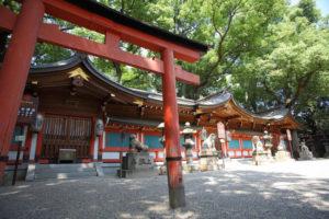 住吉大社 初詣 参拝 神社・神宮