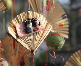 兵庫県立フラワーセンター ひな祭りフェア
