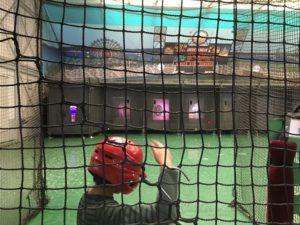 スポーツドームかわらぎ  バッティングセンター 卓球 スポーツ施設