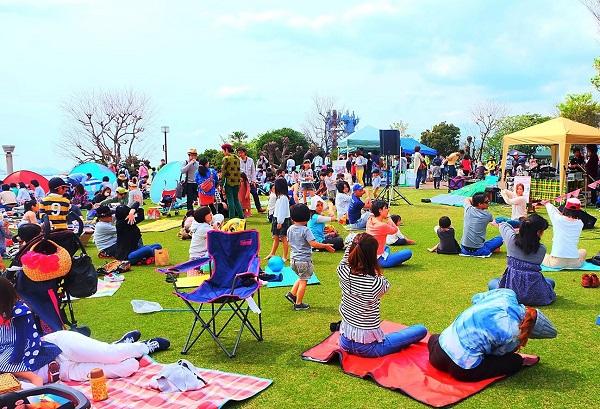 芝フェス 鳴尾浜臨海公園 公園