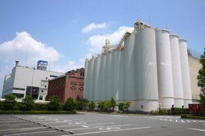アサヒビール吹田工場 工場見学
