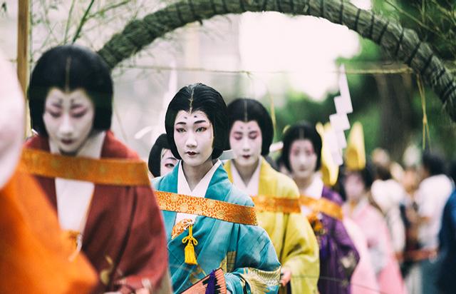住吉祭 住吉神社 夏祭り