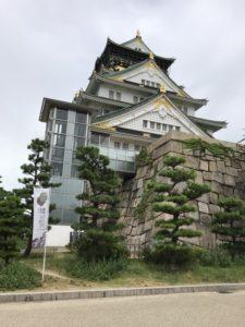 大阪城  城 歴史巡り