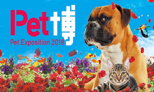 インテックス大阪 Pet博2018大阪
