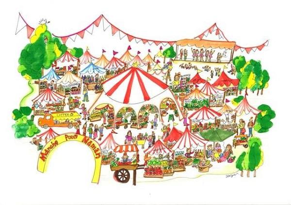 万博記念公園 万博ママ・マルシェオータムフェスティバル