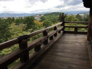 南禅寺三門  絶景スポット 日本三大門