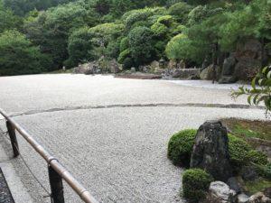 金地院 方丈 鶴亀の庭