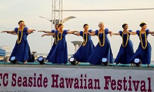ATCシーサイドハワイアンフェスティバル