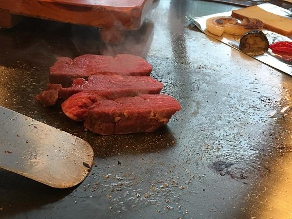 ビフテキのカワムラ ステーキ 鉄板焼き 西宮グルメ