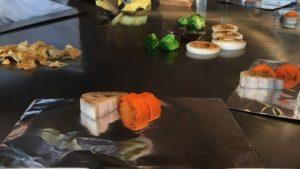 ビフテキのカワムラ西宮店 ステーキハウス 鉄板焼き 野菜